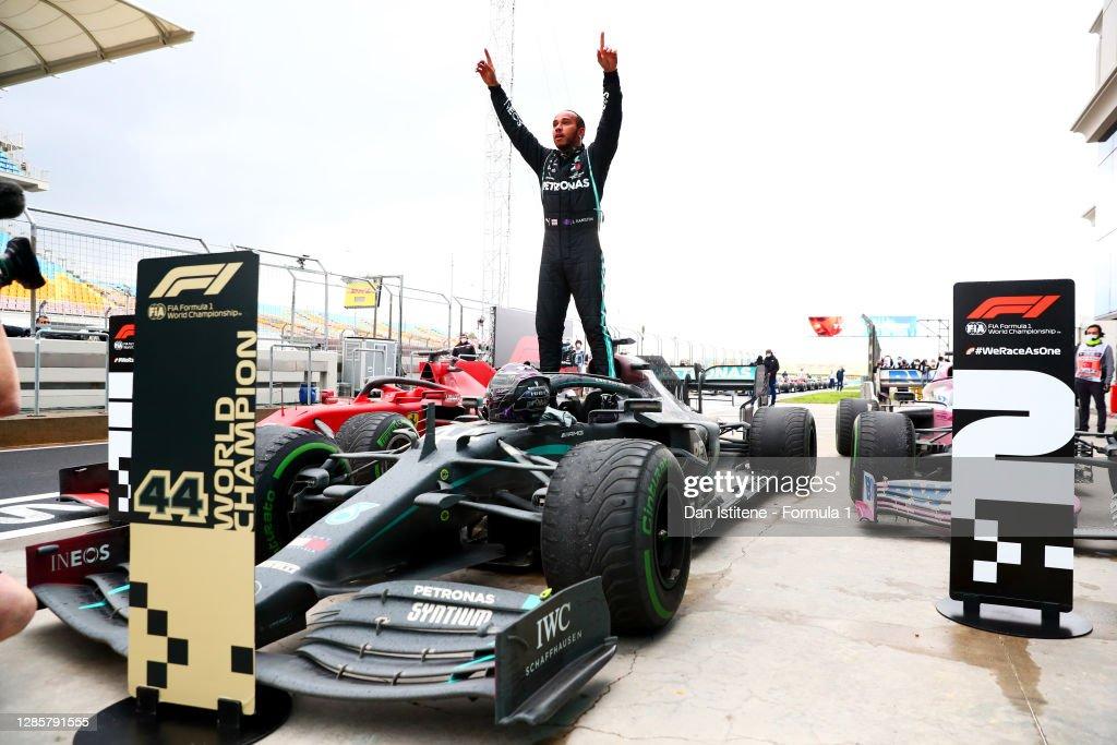 F1 Grand Prix of Turkey : ニュース写真