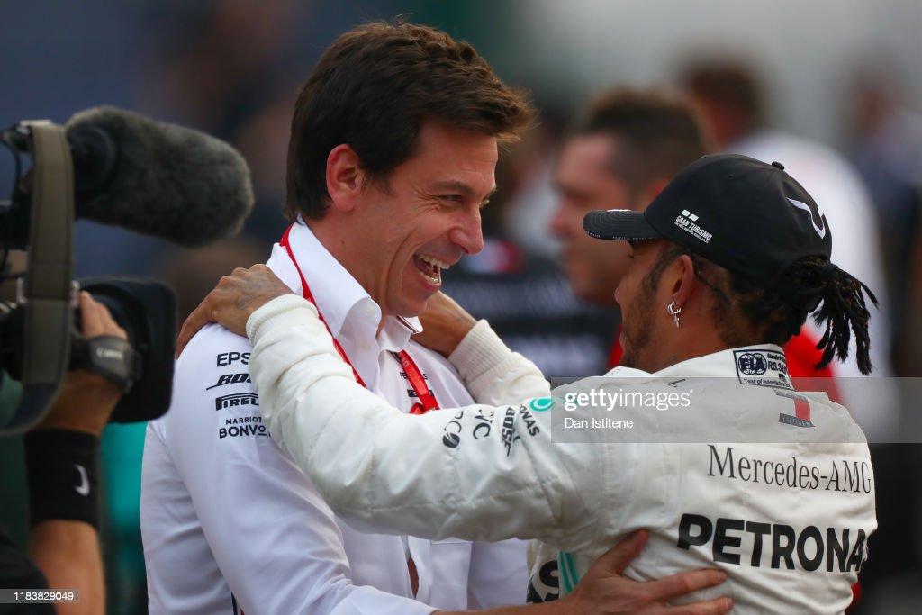F1 Grand Prix of Mexico : News Photo
