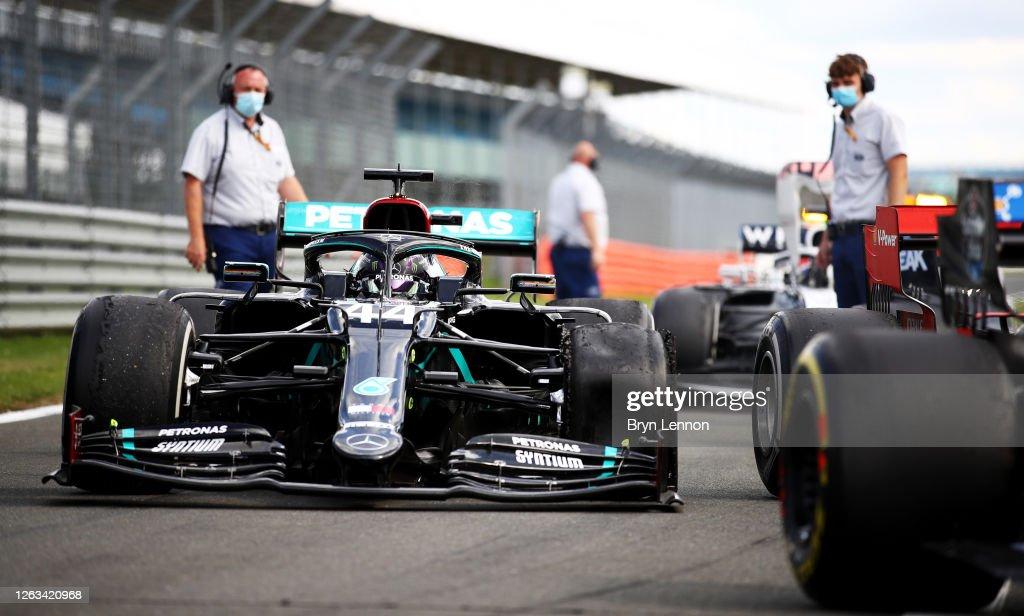 F1 Grand Prix of Great Britain : News Photo