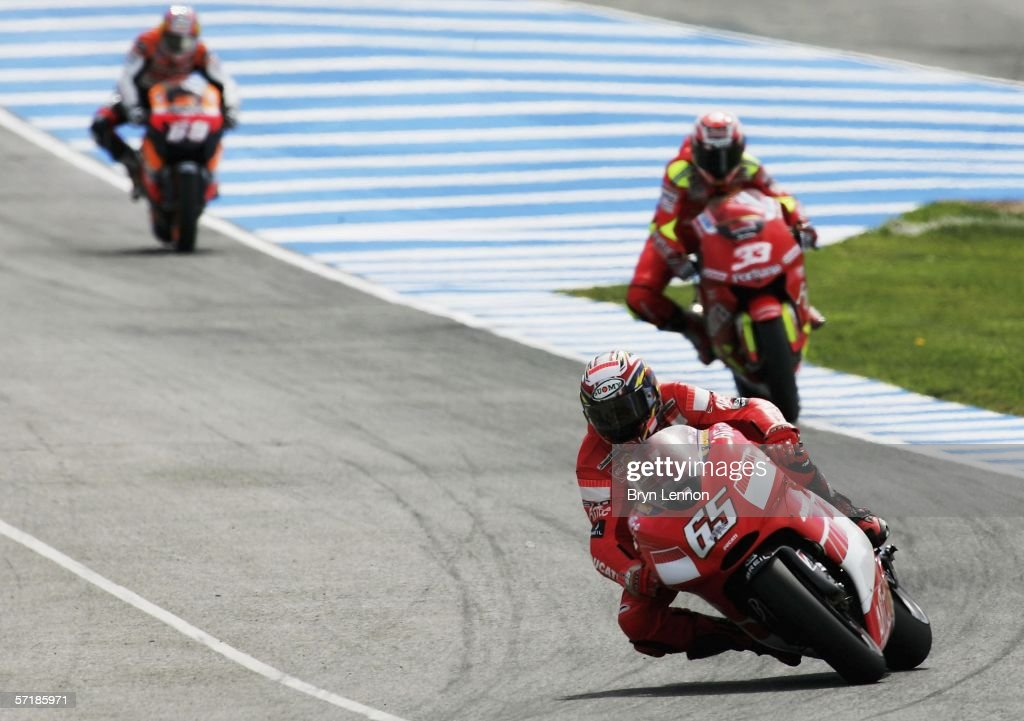 Moto GP of Spain : News Photo