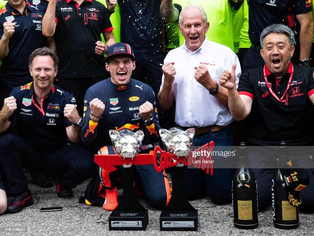 F1 Grand Prix of Germany : News Photo