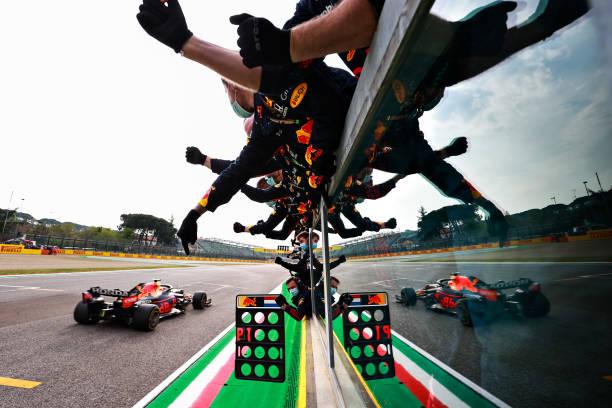 ITA: F1 Grand Prix of Emilia Romagna