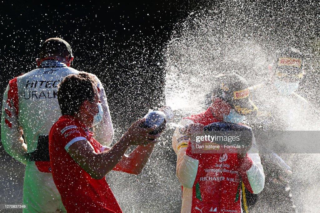 Formula 2 Championship - Round 8:Monza - Feature Race : ニュース写真