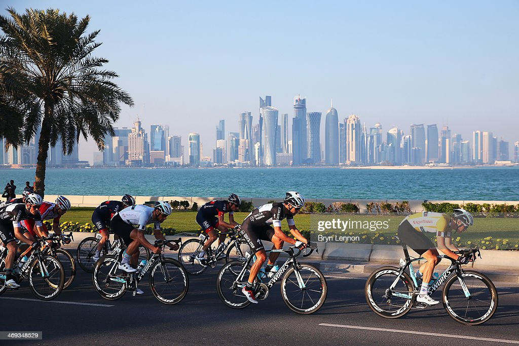 Tour of Qatar - Day Six