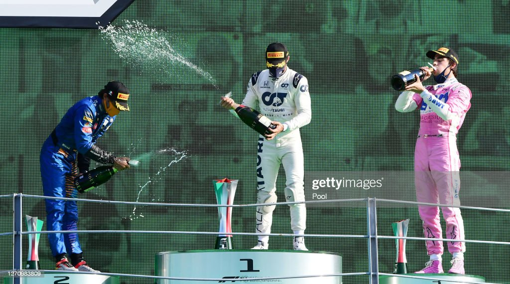 F1 Grand Prix of Italy : News Photo
