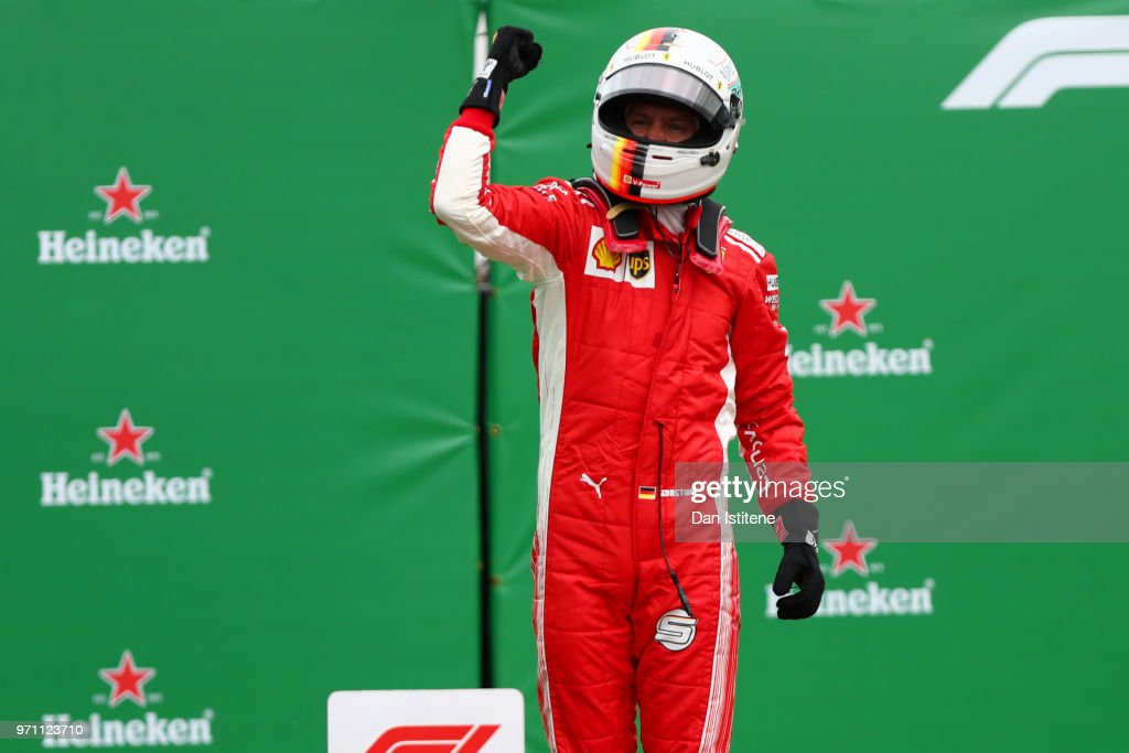 Canadian F1 Grand Prix : News Photo