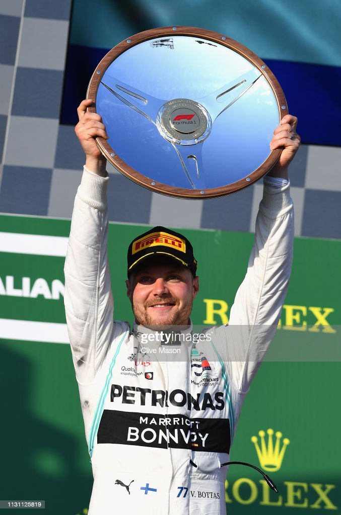 AUS: F1 Grand Prix of Australia
