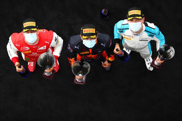GBR: Formula 2 Championship - Round 5:Silverstone - Sprint Race