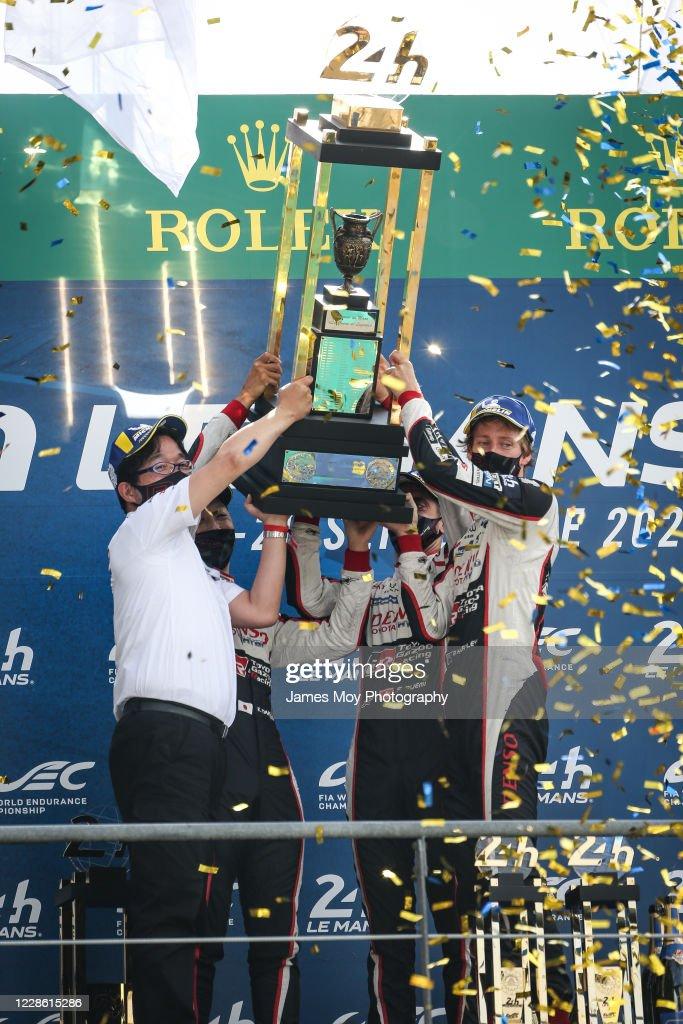 24 Hours of Le Mans - Race : News Photo