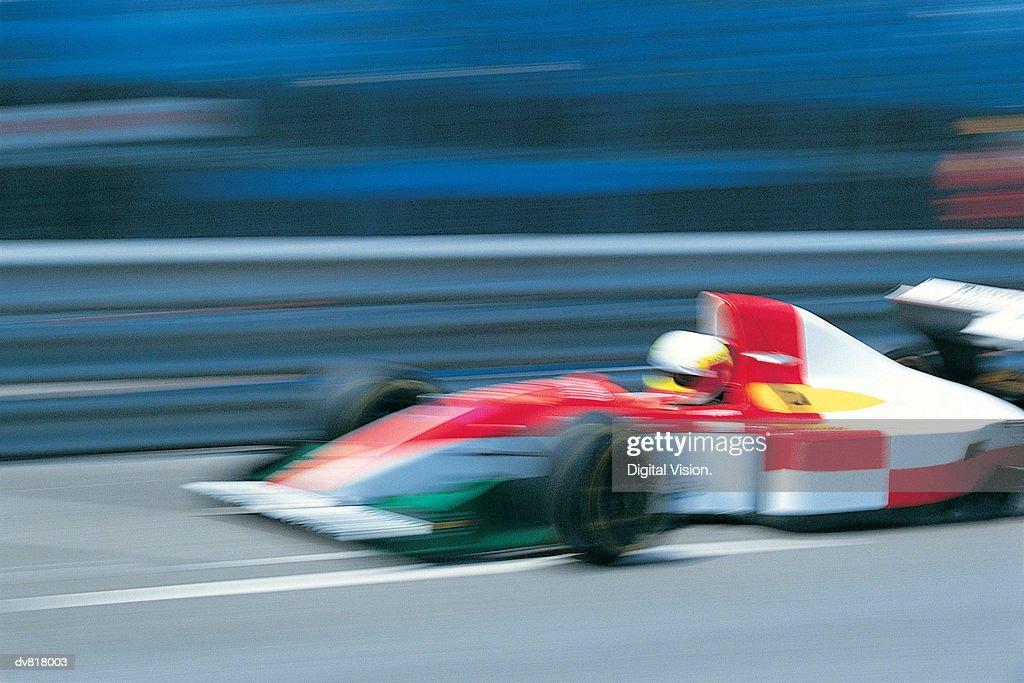 Racecar : Stock-Foto