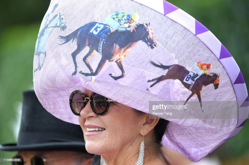 Royal Ascot 2019 - Day One : ニュース写真