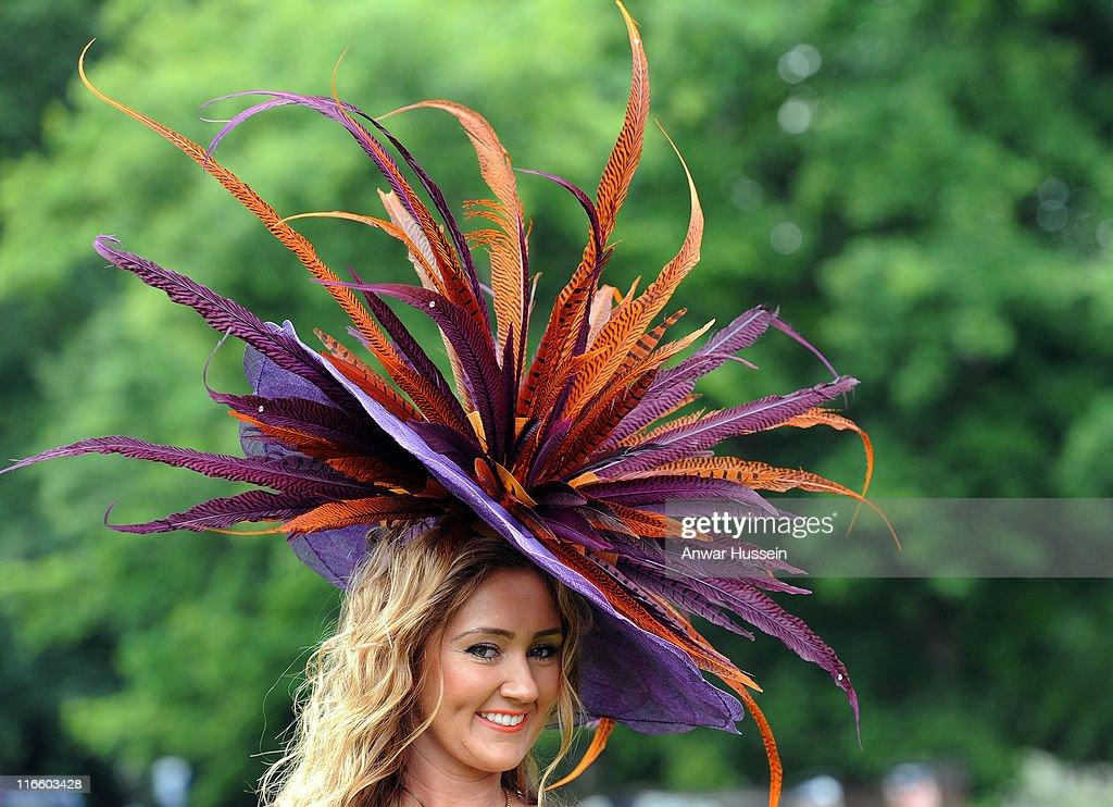 Royal Ascot 2011 - Ladies Day : News Photo