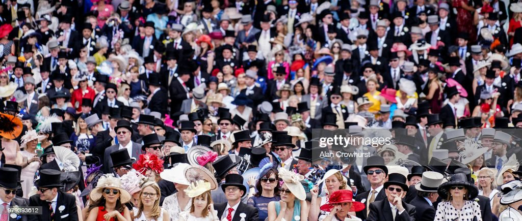 Royal Ascot 2018 - Lifestyle, Day 2