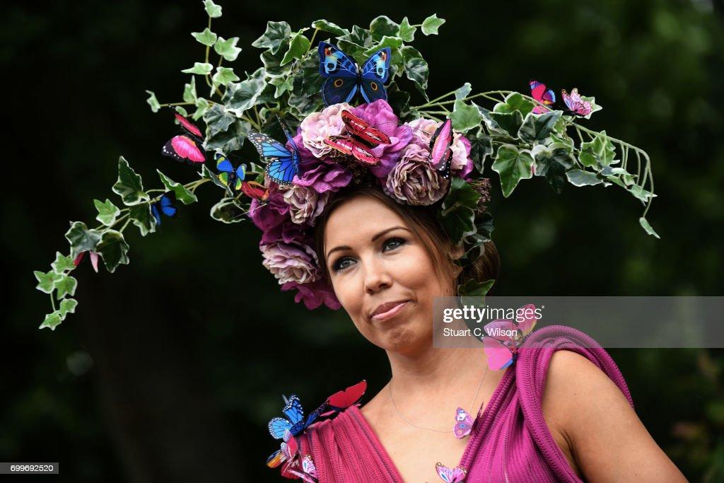 Royal Ascot 2017 - Day 3 - Ladies Day : News Photo