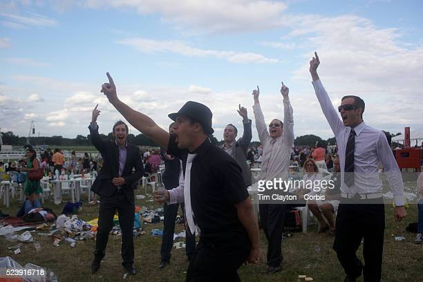 Racegoers cheer the action at the Royal Ascot After over a decade of Labour Government in Great Britain the gap between the wealthy and the poor is...