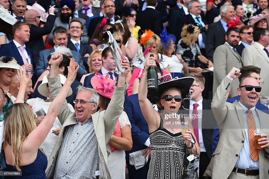 Royal Ascot - A Day At The Races : News Photo