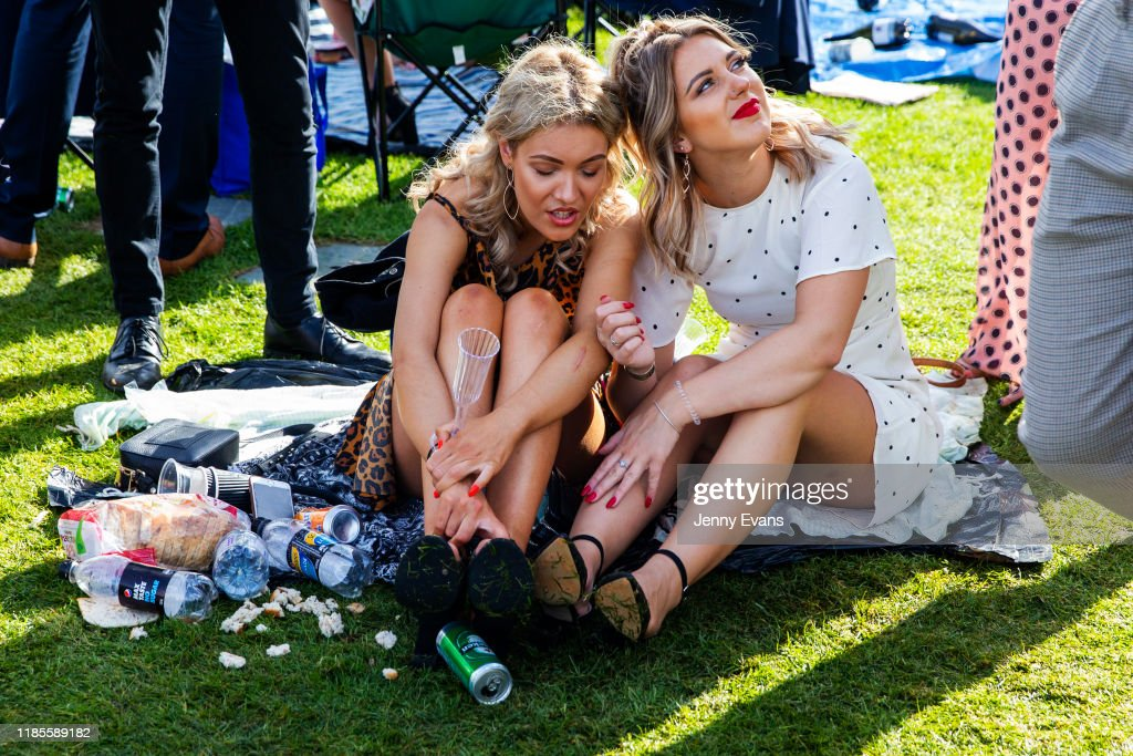 2019 Melbourne Cup Day : News Photo