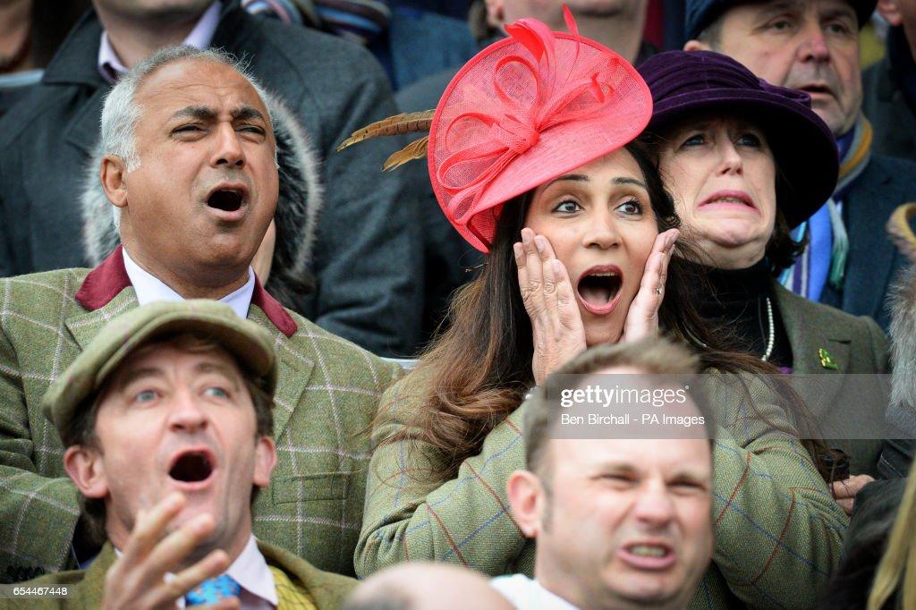2017 Cheltenham Festival - Gold Cup Day - Cheltenham Racecourse : News Photo