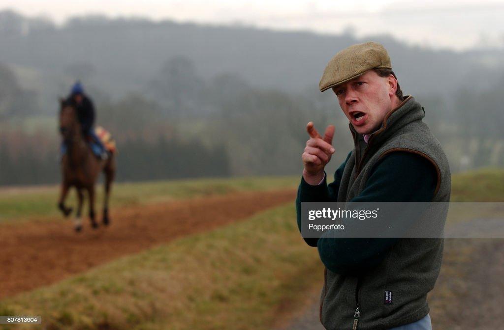 Henry Daly : News Photo