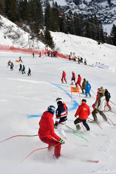AUT: Audi FIS Alpine Ski World Cup - Men's Downhill