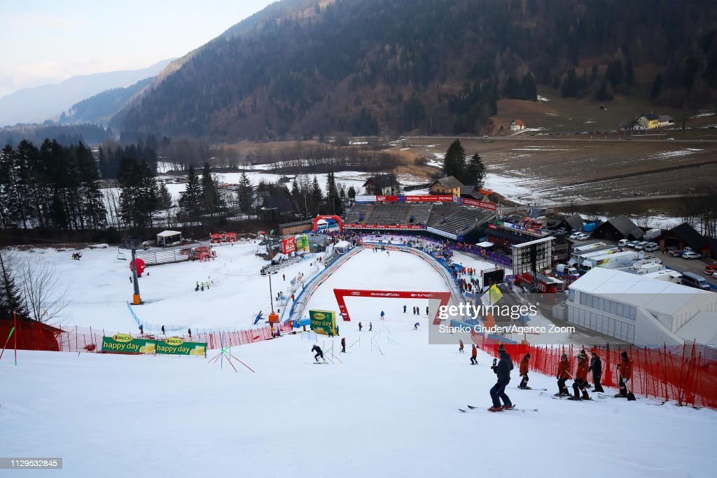 SVN: Audi FIS Alpine Ski World Cup - Men's Slalom