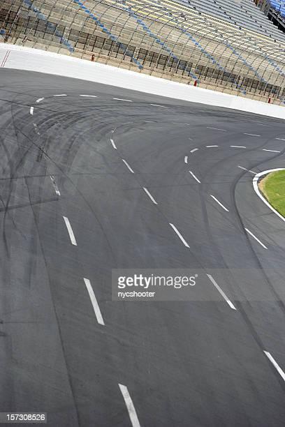 Racet rack turn