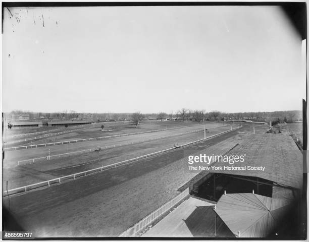 Racetrack near the Croton AqueductBedford Park Ossining New York 1895