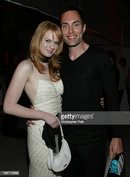 Rachael Anderson and James Haven during 'Breaking Dawn' Los Angeles Private Screening at Cinerama Dome at the ArcLight in Hollywood California United...