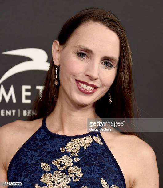 Rachael Denhollander attends the Sports Illustrated Sportsperson Of The Year Awards at The Beverly Hilton Hotel on December 11 2018 in Beverly Hills...