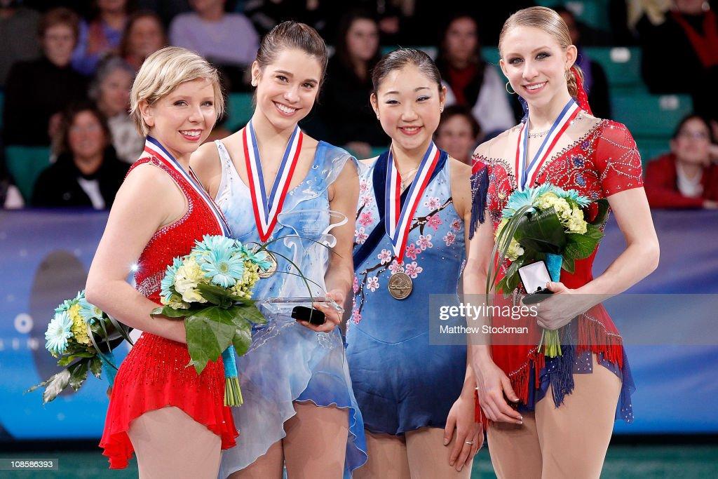 U.S. Figure Skating Championships : News Photo