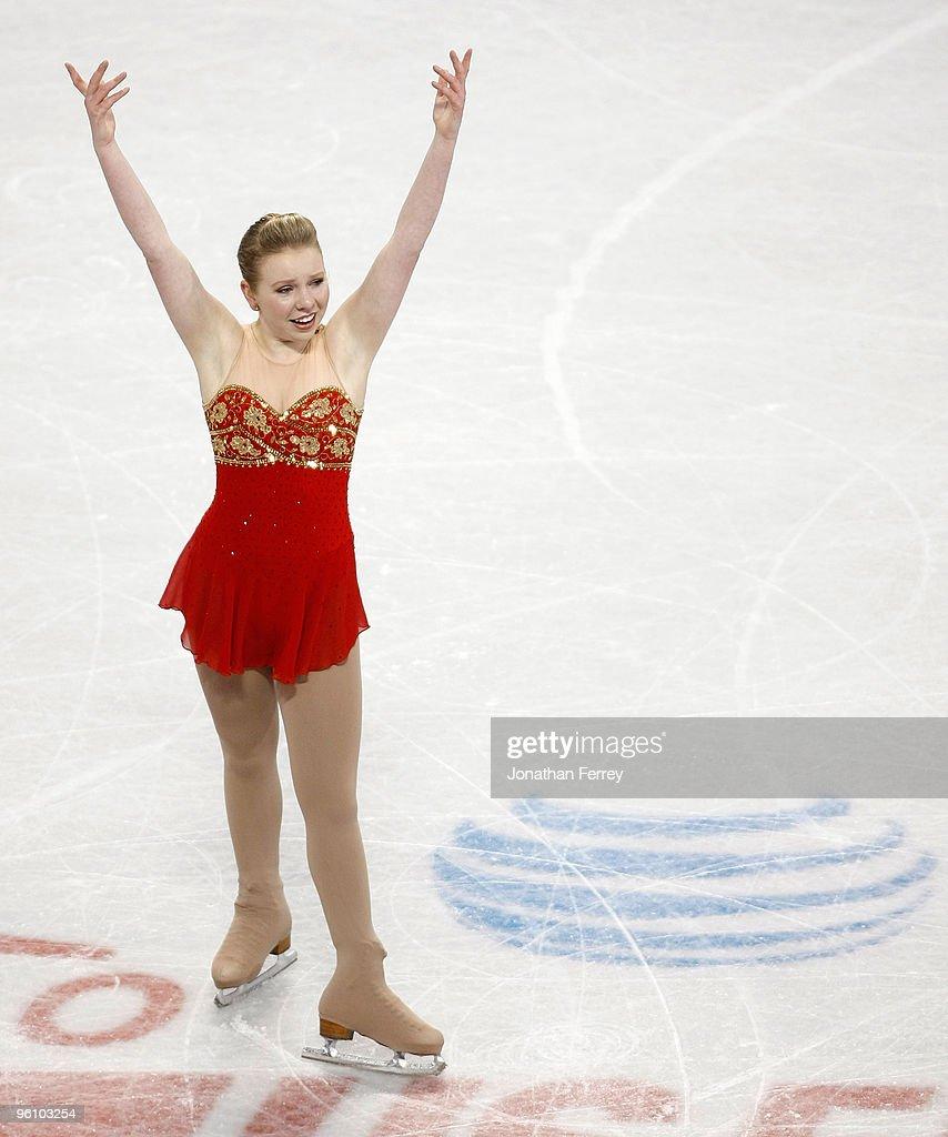 US Figure Skating Championships Day Six : News Photo