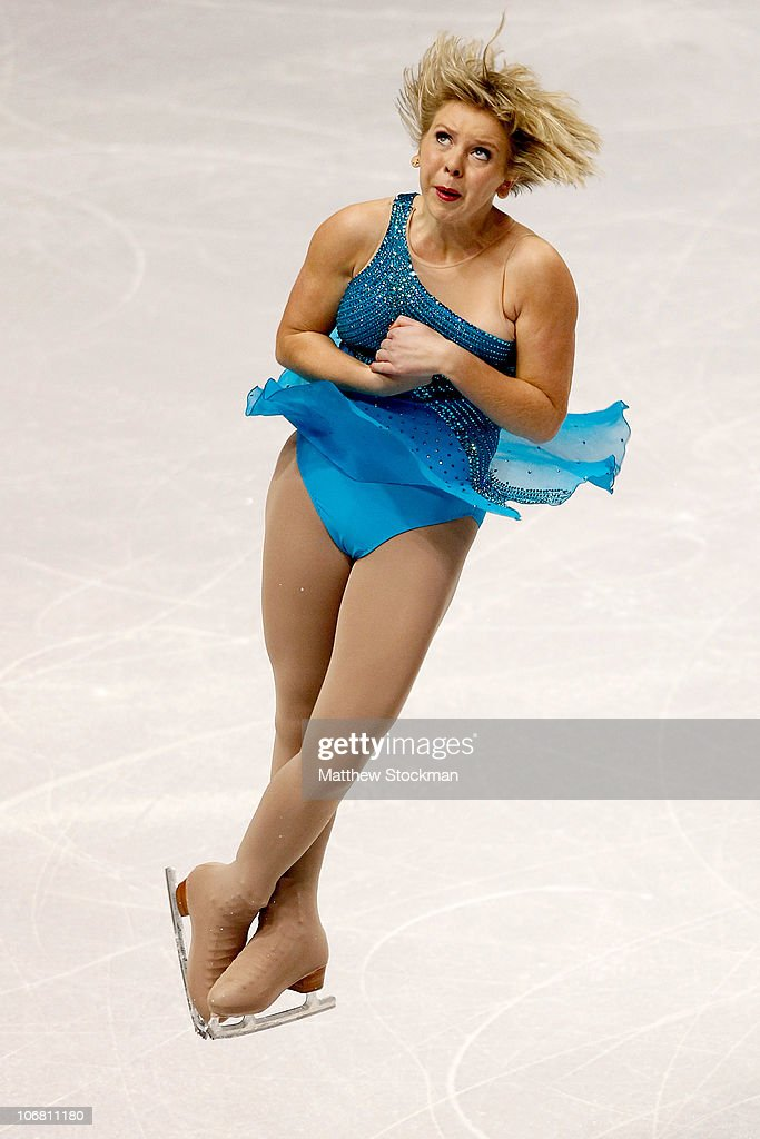2010 Skate America : News Photo