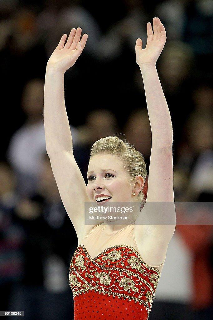 US Figure Skating Championships : News Photo