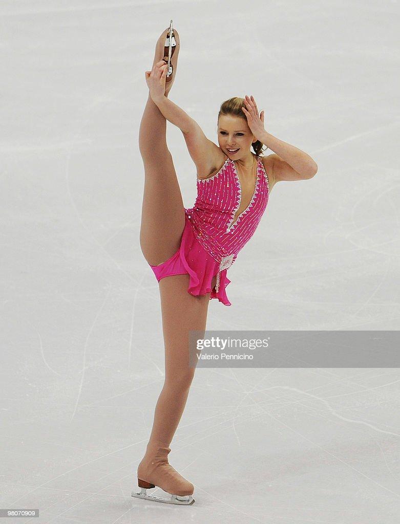 ISU World Figure Skating Championships - Day Four : News Photo