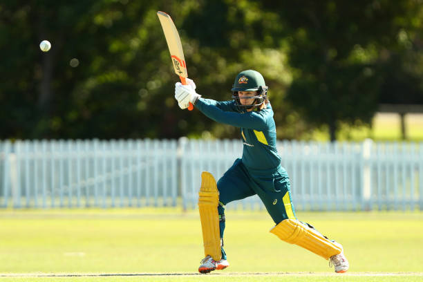 AUS: Australian Women's National Cricket Team Practice Match