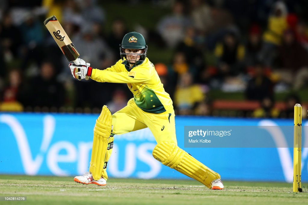 Australia v New Zealand - 1st T20 : News Photo