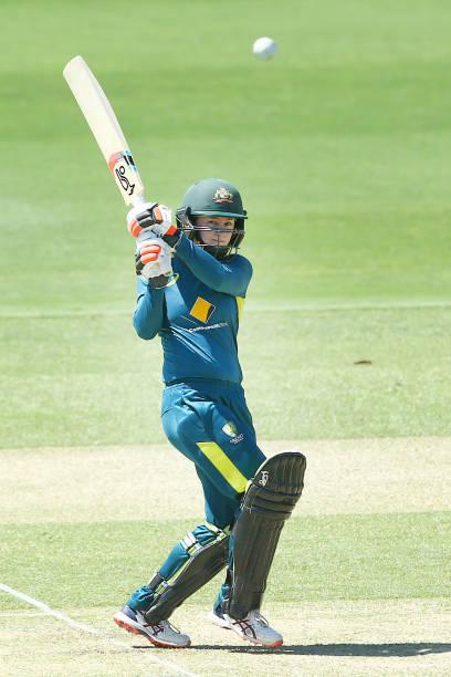 AUS: Australia v New Zealand - Women's 40 Over Practice Match