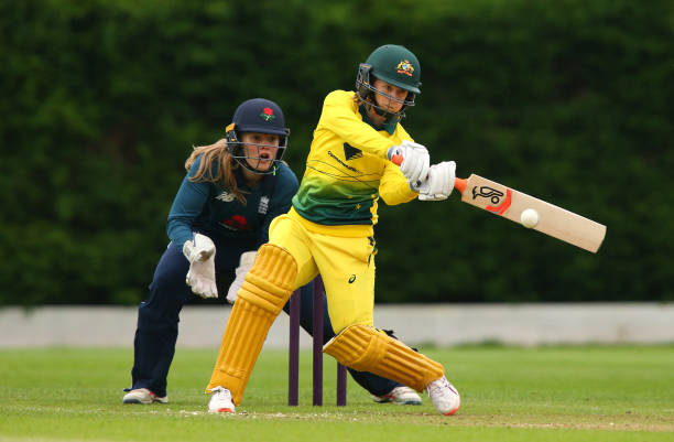 GBR: England Women's Academy v Australia Women
