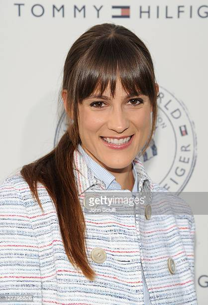 Rachael Kemery arrives for Tommy Hilfiger and Lisa Birnbach Celebration of Prep World on June 9 2011 in Los Angeles California
