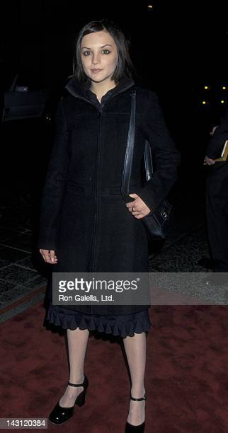 Rachael Leigh Cook attends Miramax PreOscar Party for 72nd Annual Academy Awards on March 25 2000 at the Beverly Wilshire Hotel in Beverly Hills...
