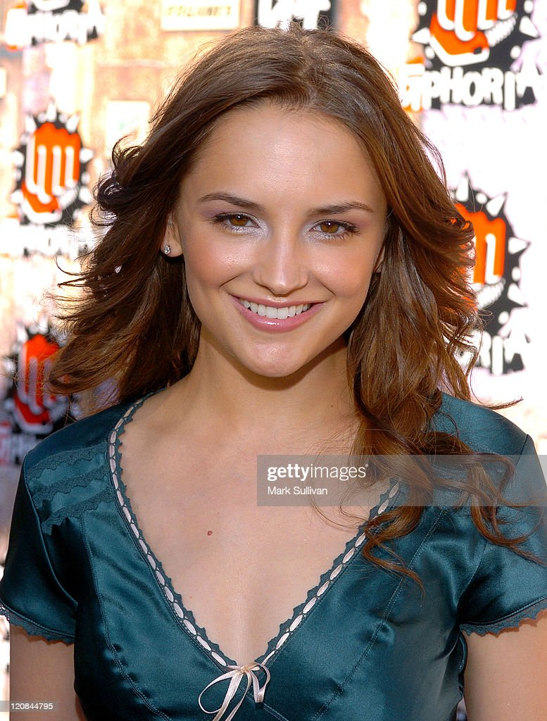 Rachael Leigh Cook during 2005 G-Phoria Videogame Awards - Arrivals at Los Angeles Center Studios in Los Angeles, California, United States.