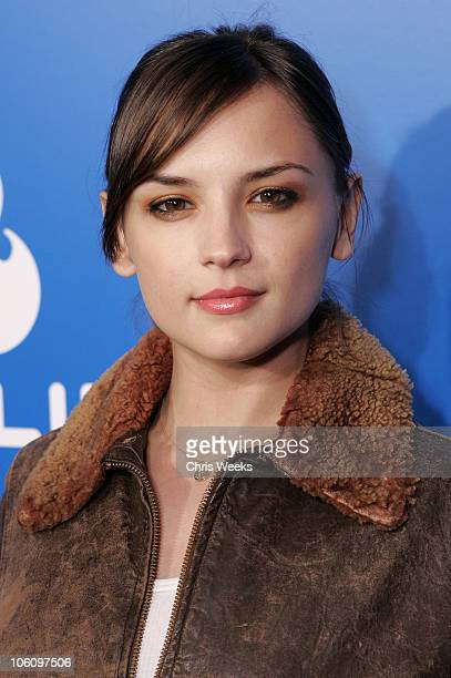 Rachael Leigh Cook during Helio Launch Party Red Carpet at Private Residence in West Hollywood California United States
