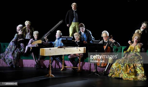 Rachael Lloyd as Selene James Laing as Demetrio Musician William Berger as Aristobolo Alessandro Fisher as Fabio Musician Patrick Terry as Arsace...