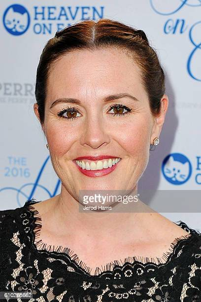 Rachael MacFarlane arrives at the 2016 Heaven On Earth Gala at The Garland on September 24 2016 in North Hollywood California
