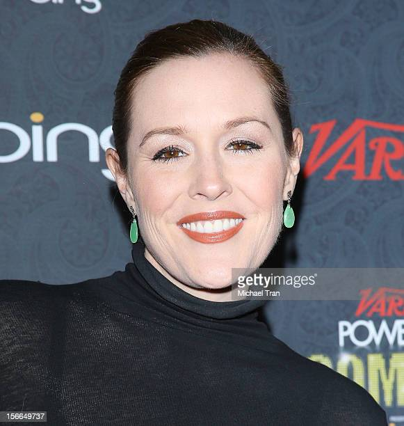 Rachael MacFarlane arrives at Variety's 3rd Annual Power of Comedy event benefiting The Noreen Fraser Foundation held at Avalon on November 17, 2012...
