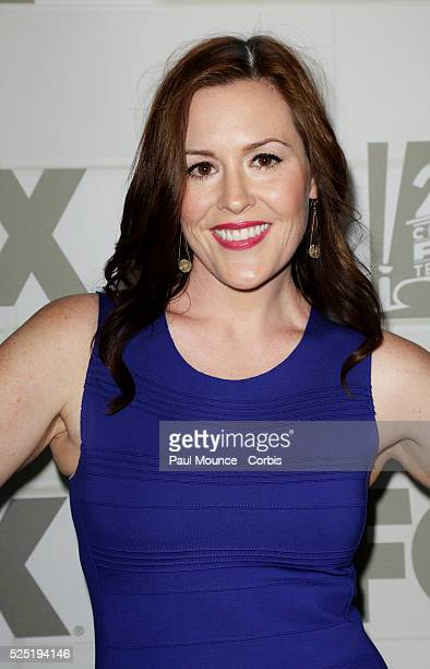 Rachael MacFarlane arrives on the red carpet during the FOX Broadcasting Company / Twentieth Century Fox Television / FX Emmy Awards After-Party.