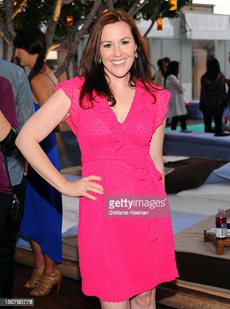 """Rachael MacFarlane attends Party To Celebrate """"The Mindy Project"""" at SkyBar at the Mondrian Los Angeles on August 25, 2012 in West Hollywood,..."""