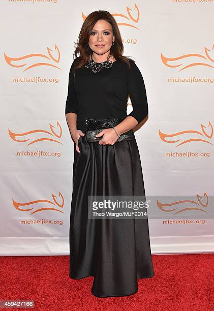 Rachael Ray attends 2014 A Funny Thing Happened On The Way To Cure Parkinson's at The Waldorf=Astoria on November 22 2014 in New York City