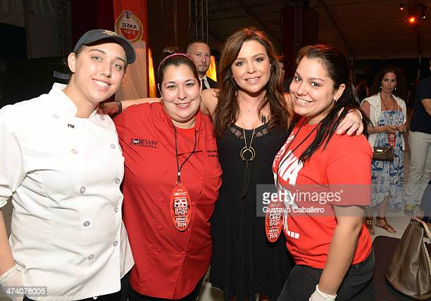 Rachael Ray attends Amstel Light Burger Bash presented by Pat LaFrieda Meats hosted by Rachael Ray during the Food Network South Beach Wine Food...