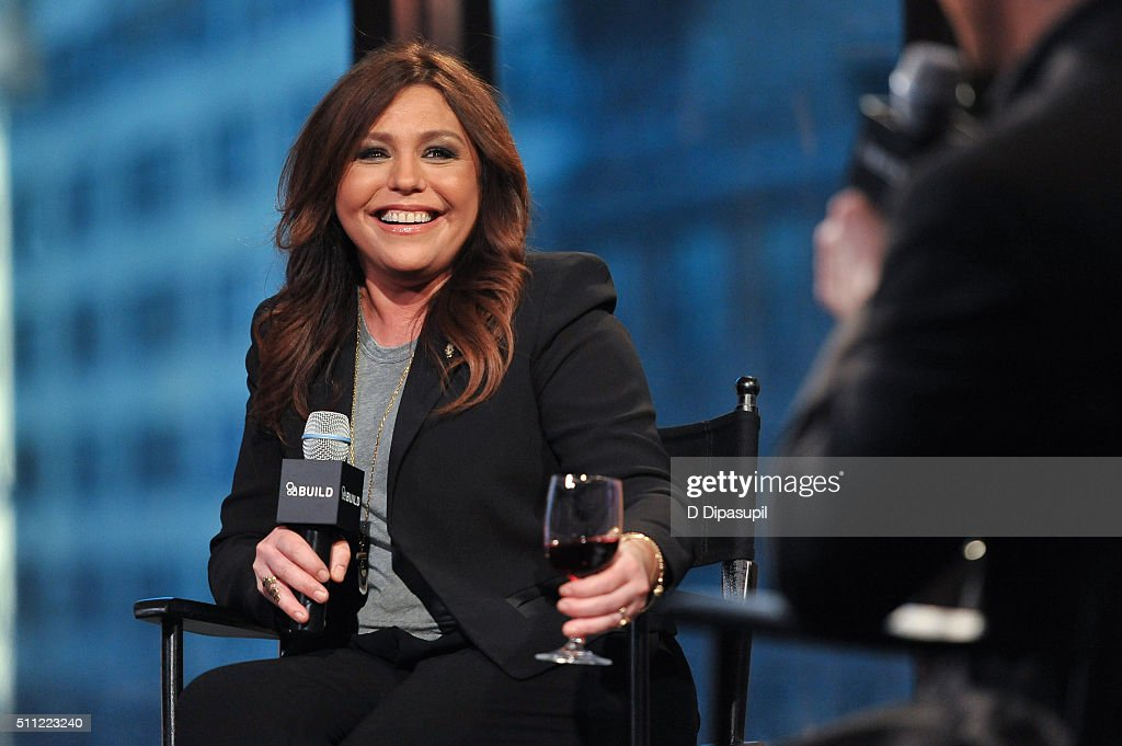 AOL Build Speaker Series - Rachael Ray